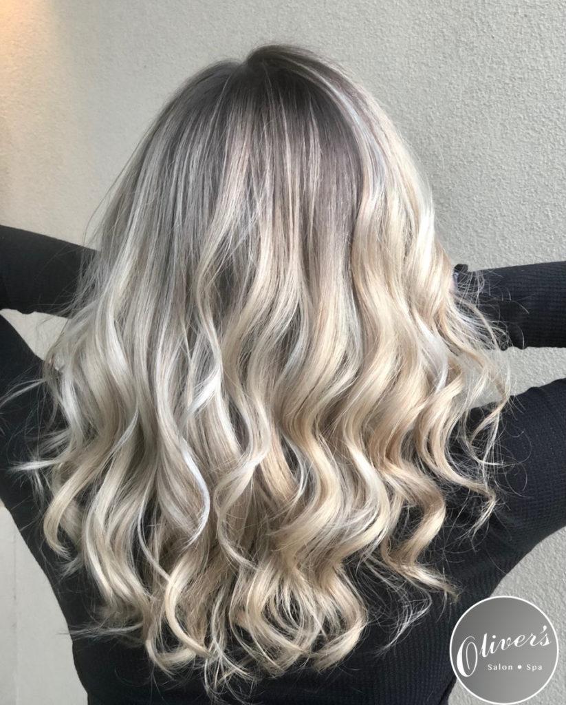 silver blonde archives | oliver's salon & spa